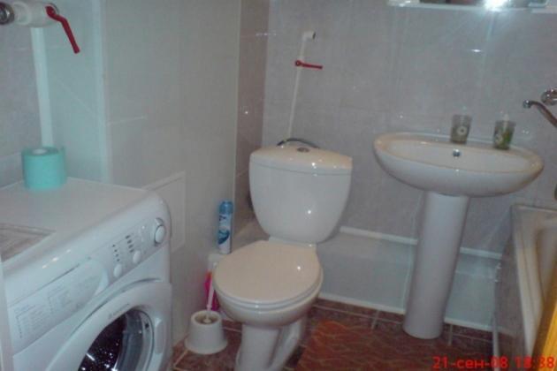 1-комнатная квартира посуточно (вариант № 3466), ул. Мира улица, фото № 4