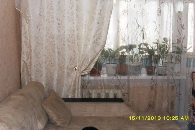 1-комнатная квартира посуточно (вариант № 3703), ул. Бардина улица, фото № 2
