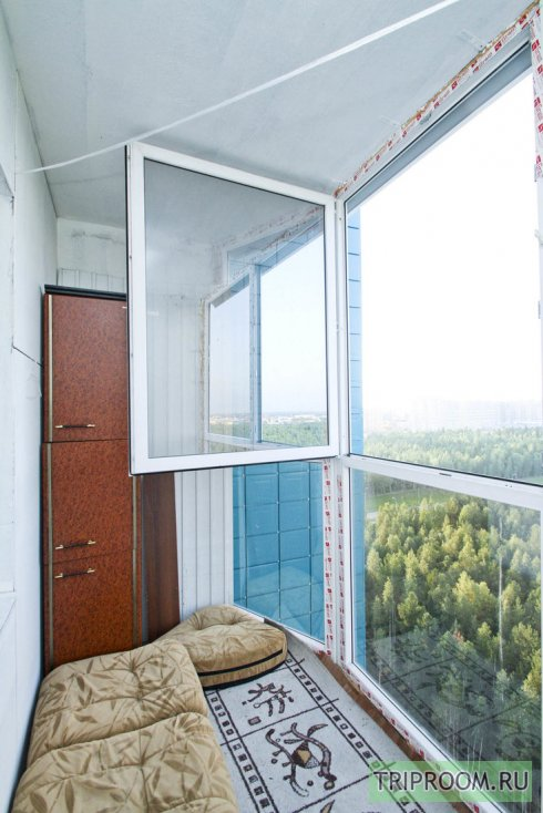 2-комнатная квартира посуточно (вариант № 48950), ул. семена белецского, фото № 16