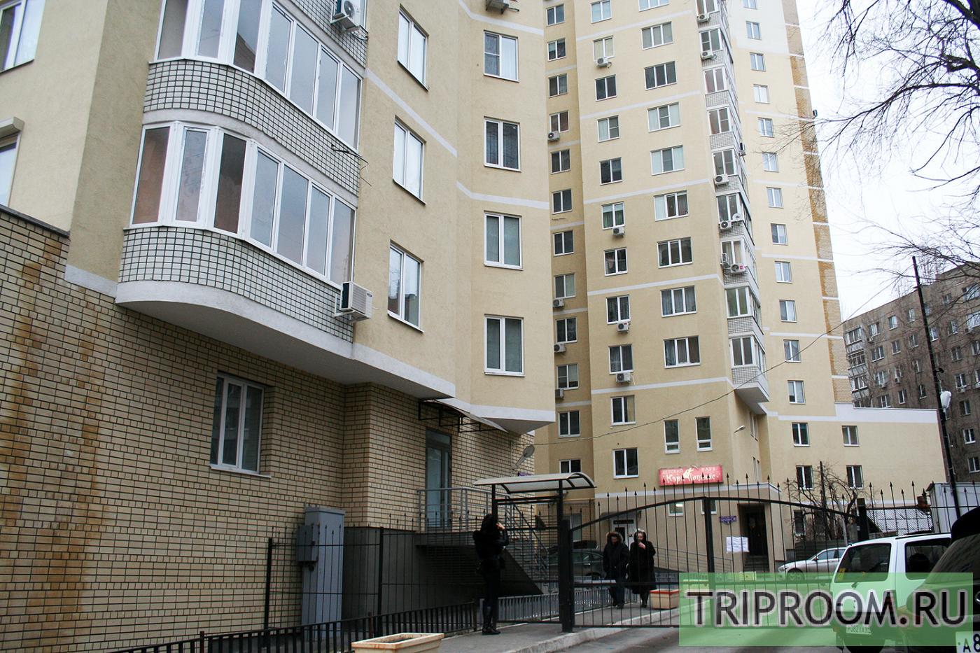 1-комнатная квартира посуточно (вариант № 6243), ул. Вольский переулок, фото № 2