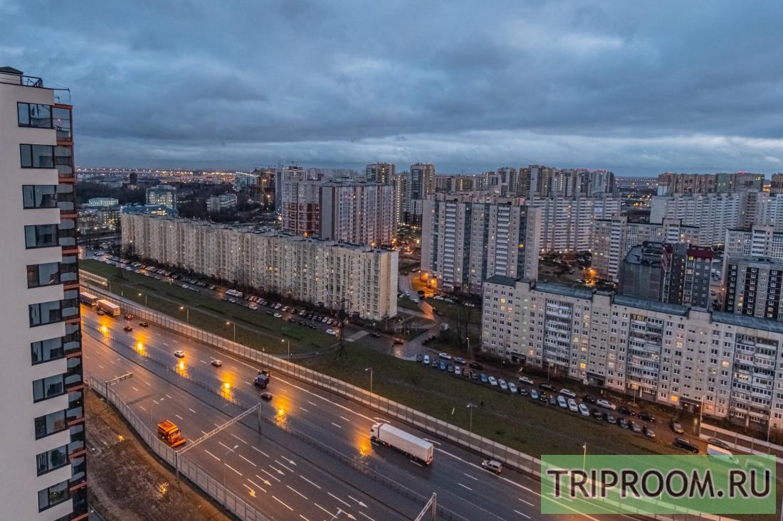 1-комнатная квартира посуточно (вариант № 42571), ул. Пулковское шоссе, фото № 13