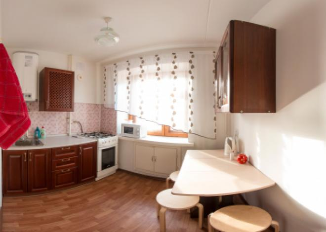 2-комнатная квартира посуточно (вариант № 69), ул. С. Садыковой улица, фото № 4