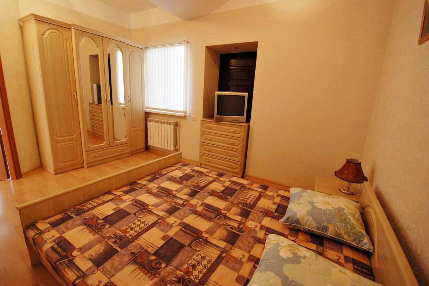 2-комнатный Коттедж посуточно (вариант № 1188), ул. Щербака улица, фото № 6