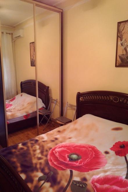2-комнатная квартира посуточно (вариант № 2369), ул. Ленина улица, фото № 4