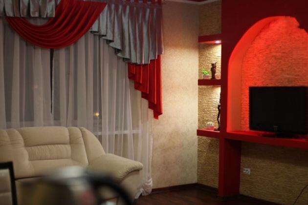 2-комнатная квартира посуточно (вариант № 3780), ул. Иосифа Каролинского улица, фото № 6
