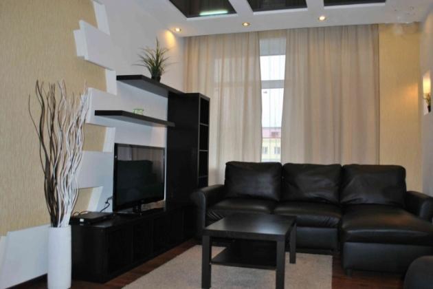 2-комнатная квартира посуточно (вариант № 3315), ул. Ленина проспект, фото № 2