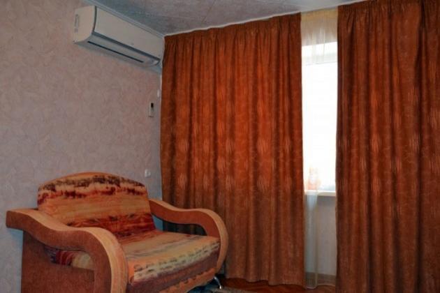 1-комнатная квартира посуточно (вариант № 1890), ул. Героев Сталинграда проспект, фото № 4
