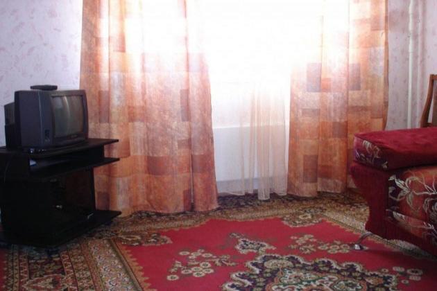 2-комнатная квартира посуточно (вариант № 2087), ул. Академика Доллежаля улица, фото № 2