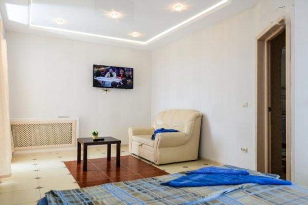 1-комнатная квартира посуточно (вариант № 3792), ул. Первомайская улица, фото № 3