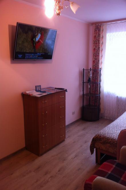 2-комнатная квартира посуточно (вариант № 493), ул. Океанский проспект, фото № 2