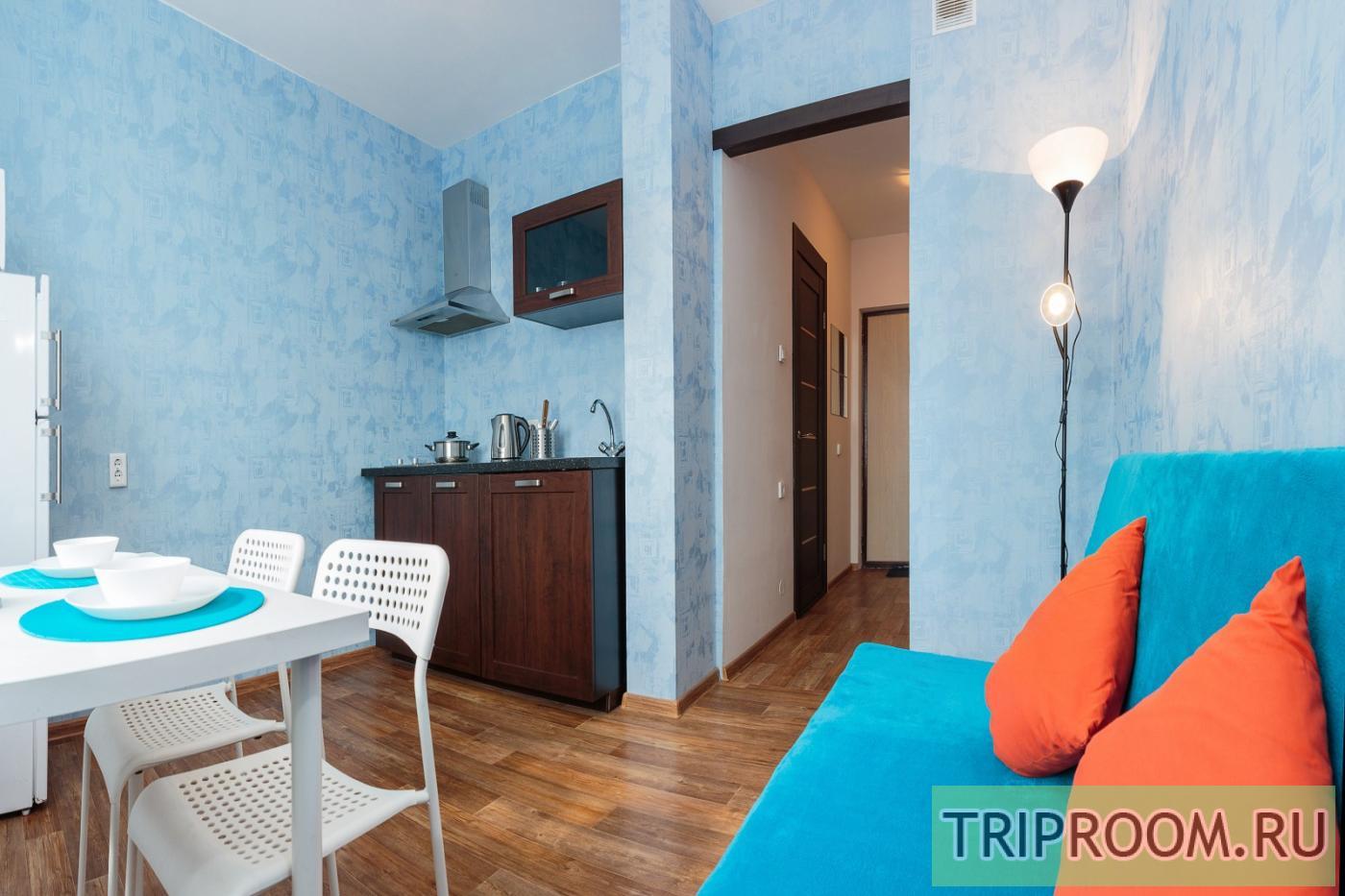 1-комнатная квартира посуточно (вариант № 16235), ул. Анатолия Мехренцева улица, фото № 6