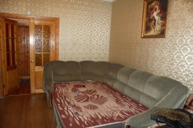 1-комнатная квартира посуточно (вариант № 3777), ул. Профсоюзов улица, фото № 6