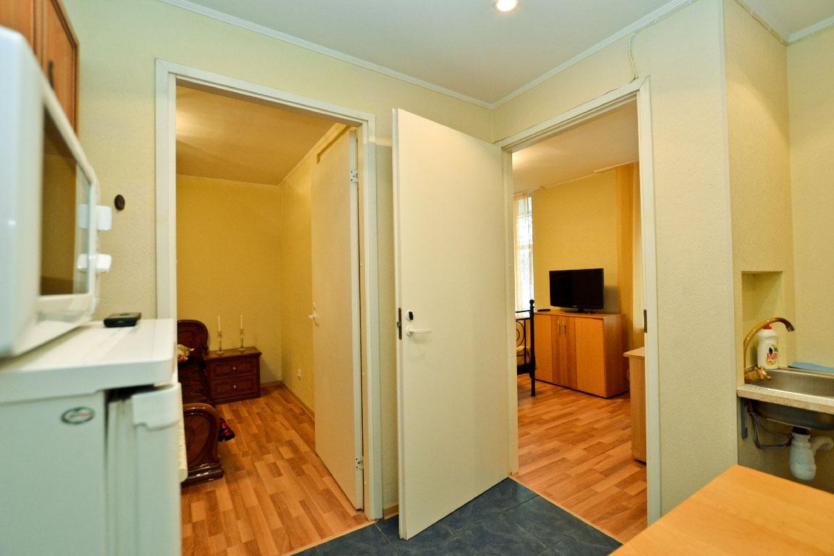 2-комнатная квартира посуточно (вариант № 4263), ул. Реки Фонтанки набережная, фото № 4