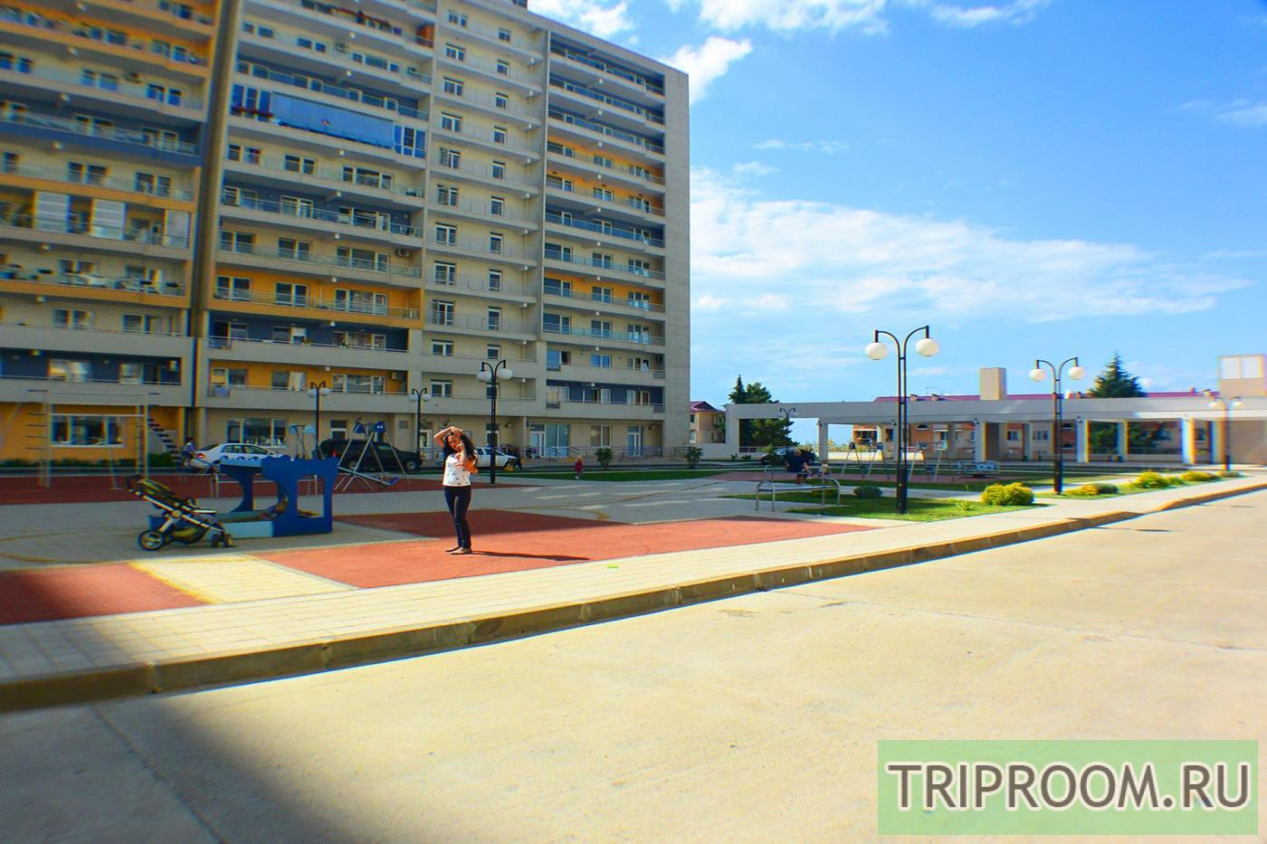 1-комнатная квартира посуточно (вариант № 26990), ул. Кирпичная улица, фото № 24
