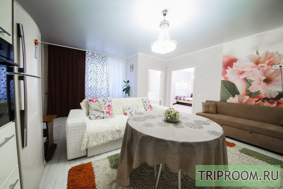 3-комнатная квартира посуточно (вариант № 59656), ул. Пугачёва улица, фото № 1