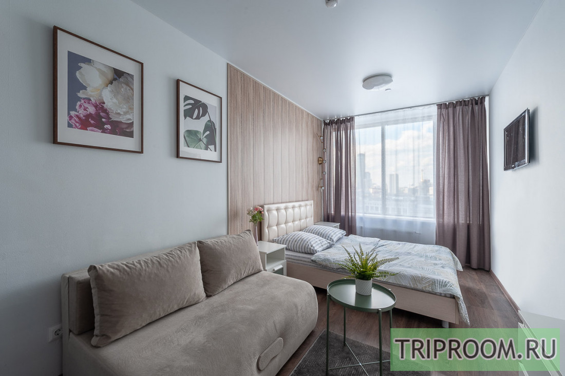 1-комнатная квартира посуточно (вариант № 61295), ул. Малышева, фото № 18