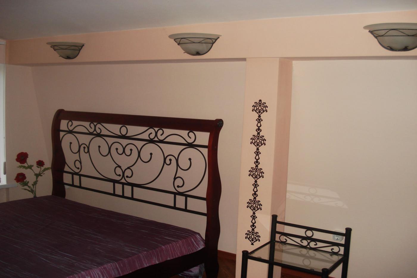 2-комнатная квартира посуточно (вариант № 858), ул. Кастрополь, ул. Кипарисная улица, фото № 3
