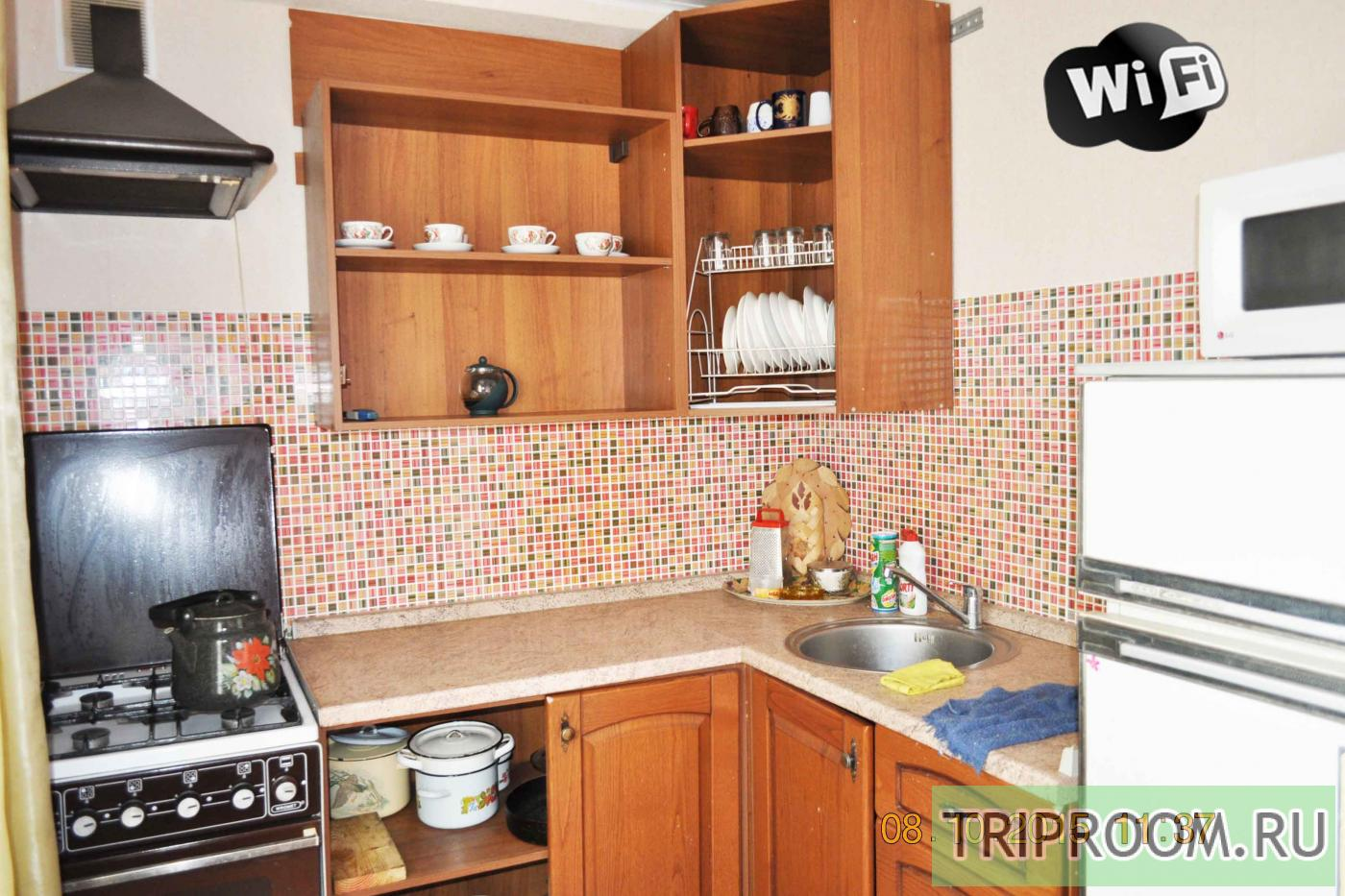 2-комнатная квартира посуточно (вариант № 11708), ул. Амосова улица, фото № 23