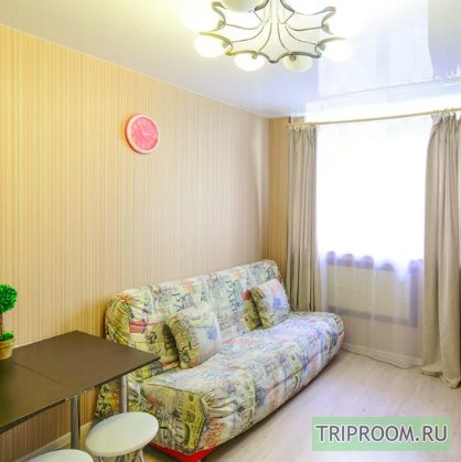 2-комнатная квартира посуточно (вариант № 46943), ул. Пологая улица, фото № 1