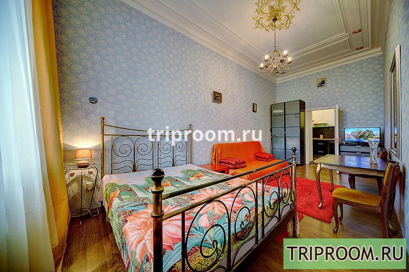 1-комнатная квартира посуточно (вариант № 15424), ул. Итальянская улица, фото № 1