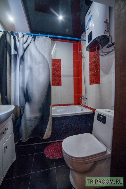 1-комнатная квартира посуточно (вариант № 18025), ул. Пригородная улица, фото № 13