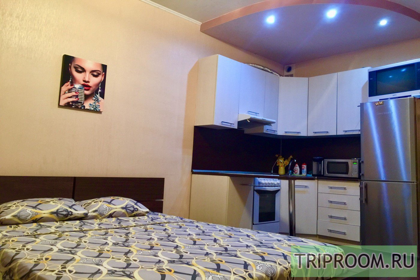 1-комнатная квартира посуточно (вариант № 36698), ул. Университетская улица, фото № 10