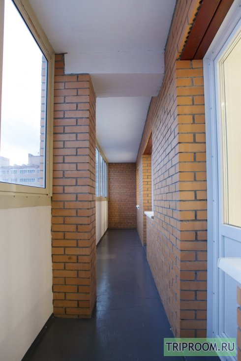 2-комнатная квартира посуточно (вариант № 59400), ул. Академика Киренского улица, фото № 21