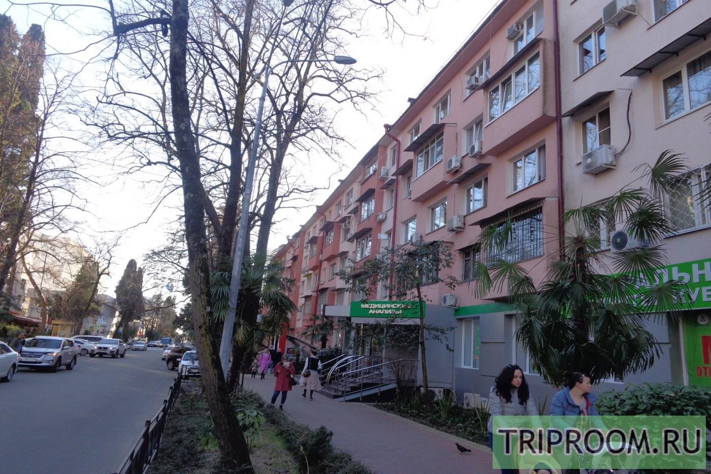 2-комнатная квартира посуточно (вариант № 6980), ул. Воровского улица, фото № 17