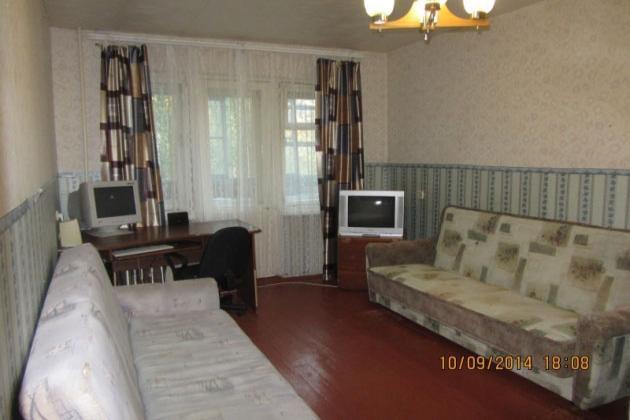 2-комнатная квартира посуточно (вариант № 3800), ул. Коммунистическая улица, фото № 2
