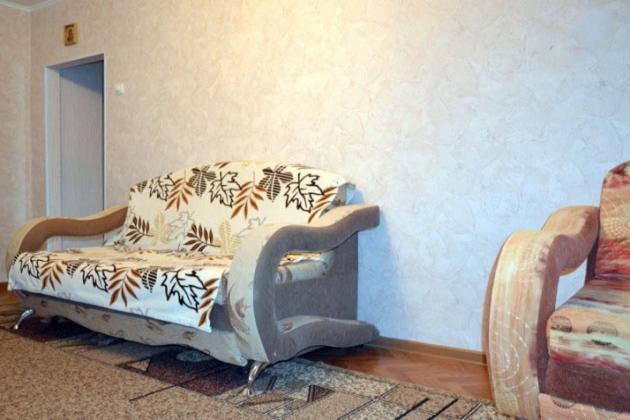 1-комнатная квартира посуточно (вариант № 1890), ул. Героев Сталинграда проспект, фото № 5
