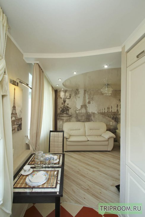 1-комнатная квартира посуточно (вариант № 59580), ул. Майская улица, фото № 8