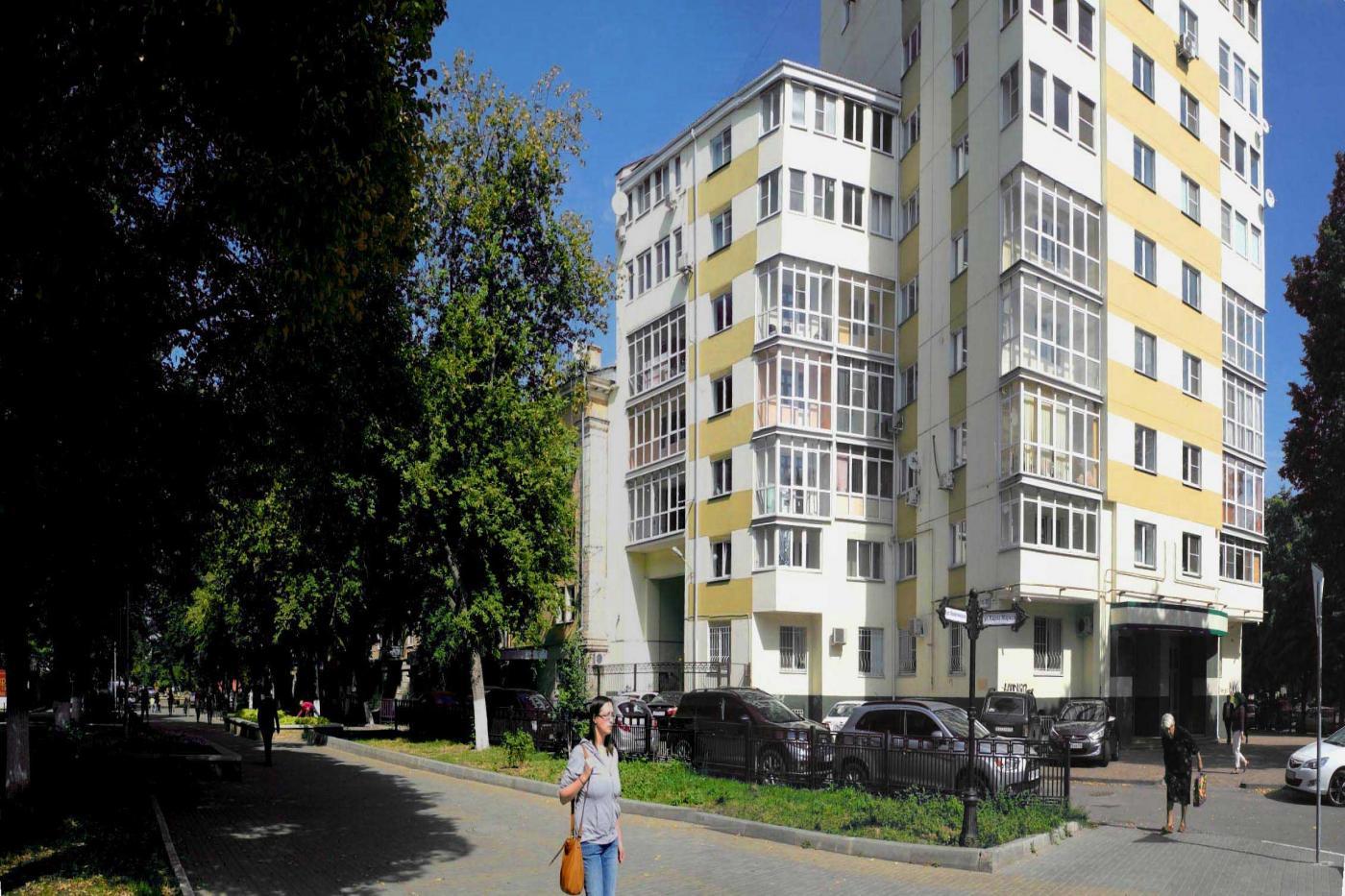 1-комнатная квартира посуточно (вариант № 3873), ул. Никитинская улица, фото № 12