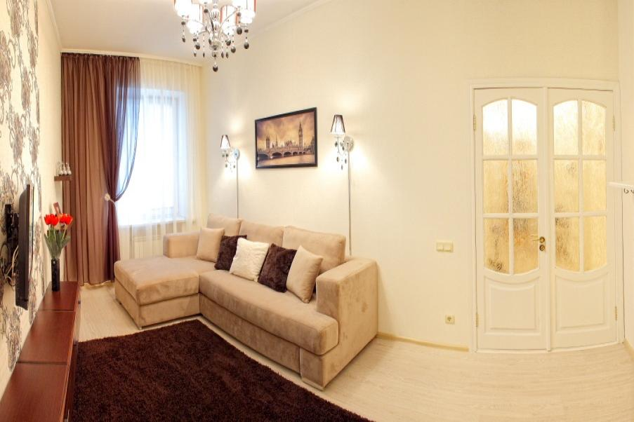 2-комнатная квартира посуточно (вариант № 652), ул. Нахимова проспект, фото № 6