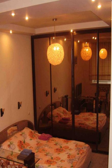 1-комнатная квартира посуточно (вариант № 2275), ул. Ленина улица, фото № 4