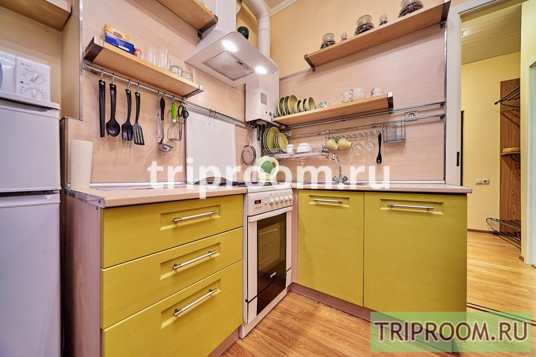 1-комнатная квартира посуточно (вариант № 15080), ул. Канала Грибоедова набережная, фото № 15