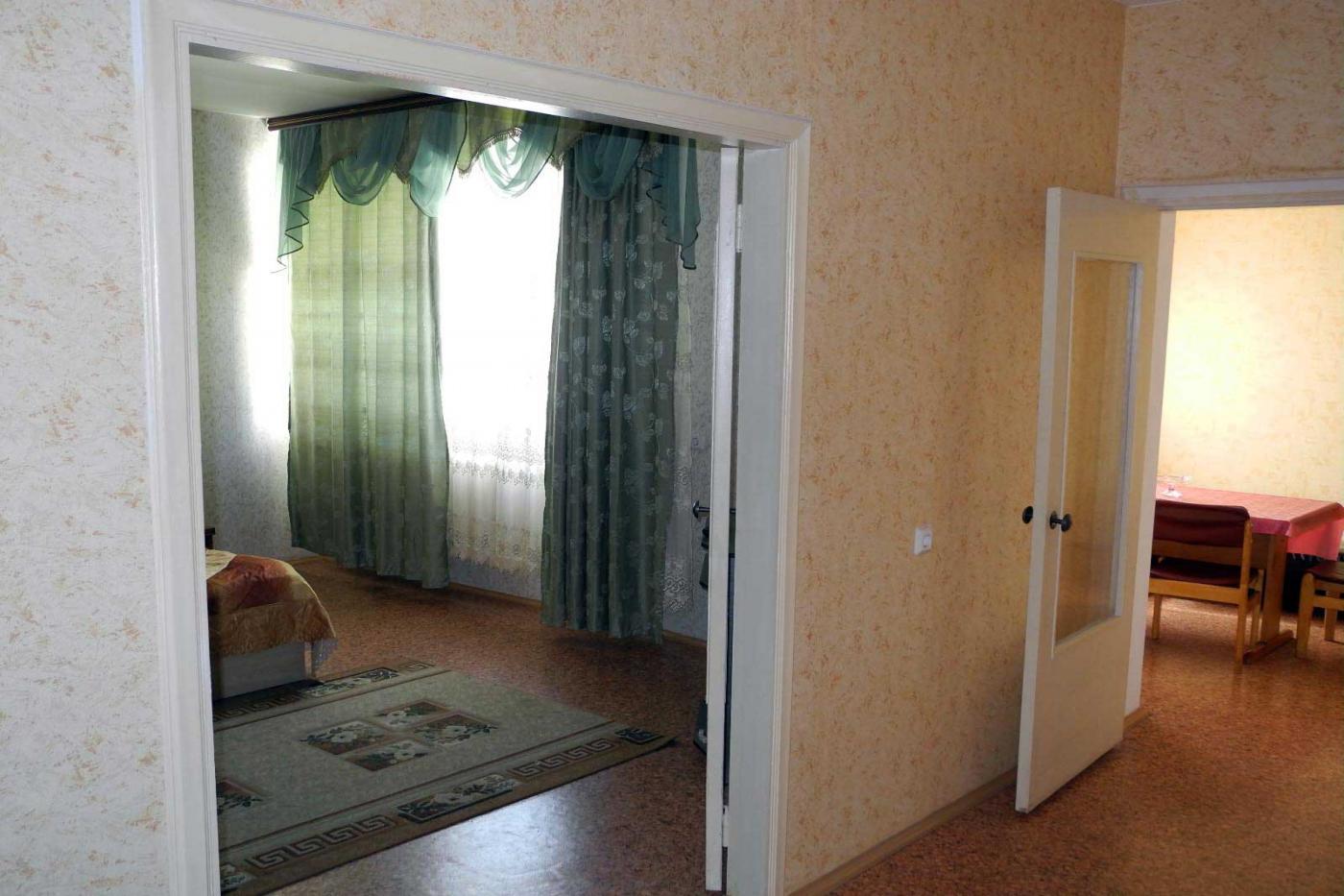 1-комнатная квартира посуточно (вариант № 3873), ул. Никитинская улица, фото № 8