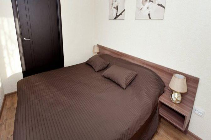 2-комнатная квартира посуточно (вариант № 986), ул. Калинина улица, фото № 3