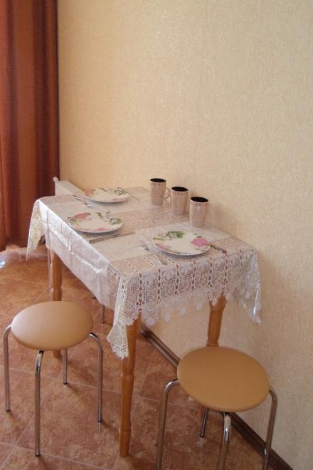 1-комнатная квартира посуточно (вариант № 1711), ул. Крепостной переулок, фото № 6
