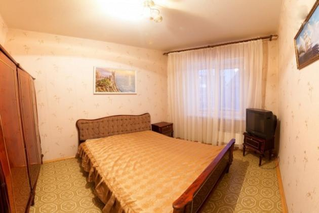 2-комнатная квартира посуточно (вариант № 3467), ул. Мира проспект, фото № 3