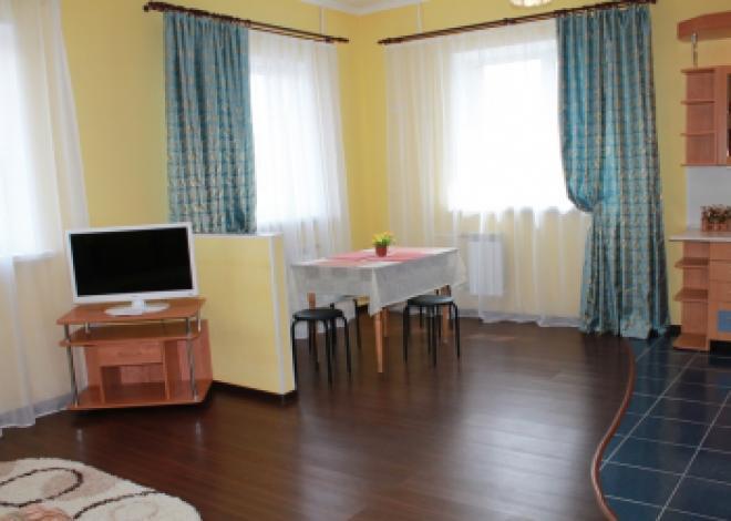 2-комнатная квартира посуточно (вариант № 200), ул. Истомина улица, фото № 3