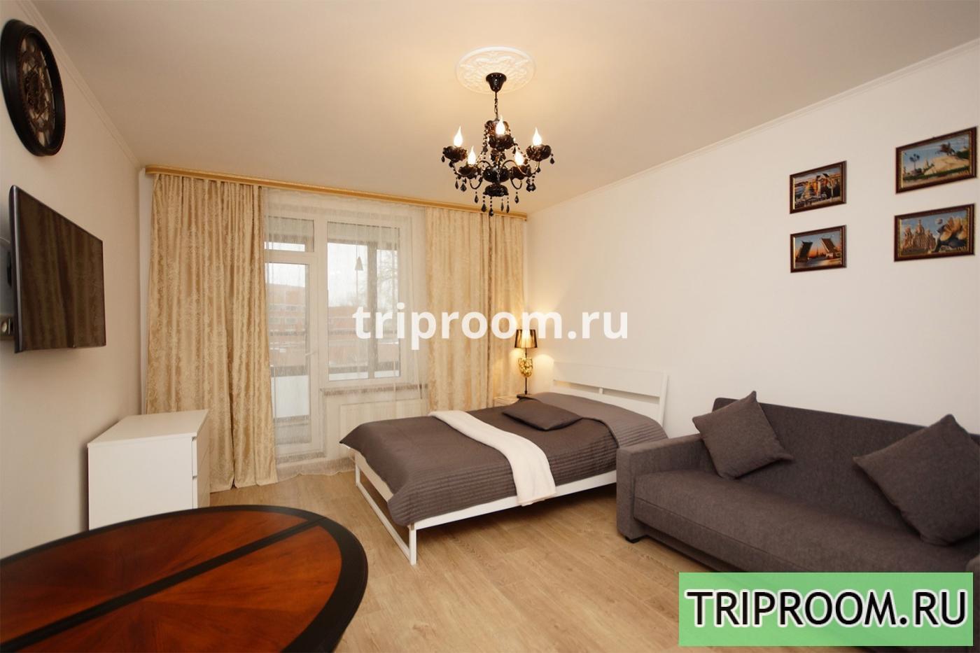 1-комнатная квартира посуточно (вариант № 17278), ул. Полтавский проезд, фото № 1