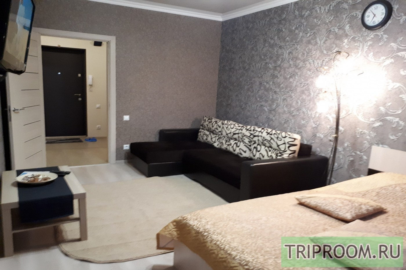 1-комнатная квартира посуточно (вариант № 39060), ул. Симиренко улица, фото № 2