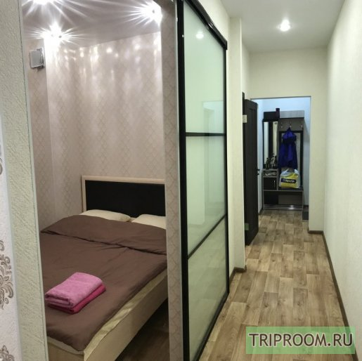 1-комнатная квартира посуточно (вариант № 43610), ул. Усольцева улица, фото № 5