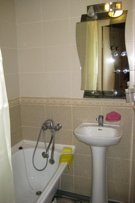 1-комнатная квартира посуточно (вариант № 852), ул. Октябрьской Революции проспект, фото № 3