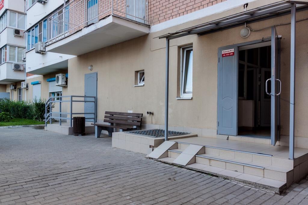 1-комнатная квартира посуточно (вариант № 775), ул. Зиповская улица, фото № 10