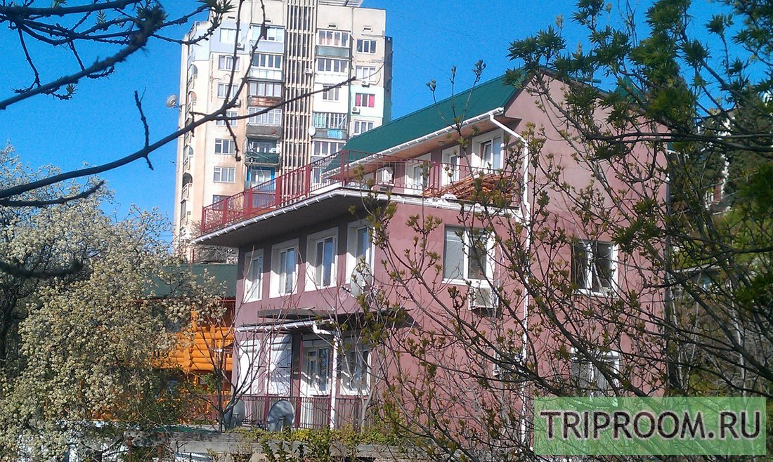 2-комнатная квартира посуточно (вариант № 62375), ул. Юсуповский переулок, фото № 1