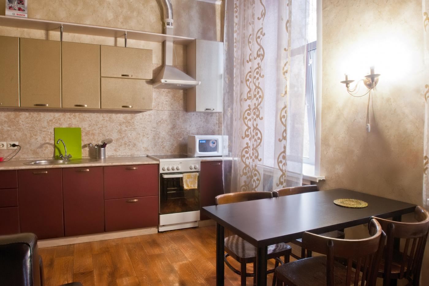 3-комнатная квартира посуточно (вариант № 1194), ул. Дзержинского улица, фото № 9