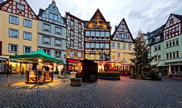Новогодний отдых в Германии 2020