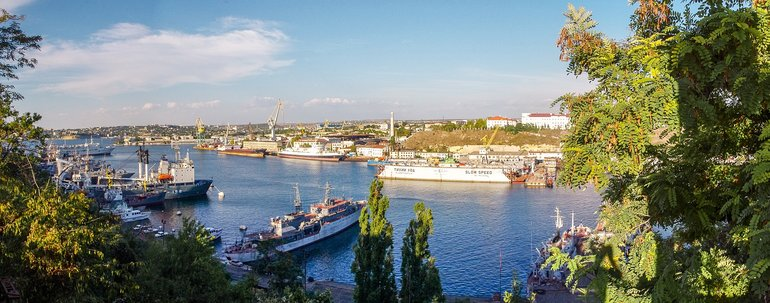 бухты и мысы Севастополя