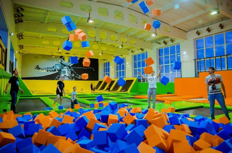 Батутные центры в Кемерово